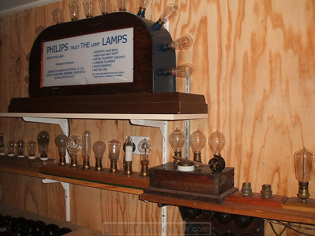 17 - Philips sign, shelf lamp display.JPG