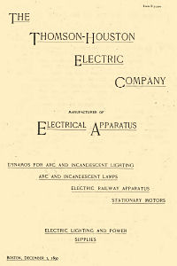 The Thomson-Houston Electric Company