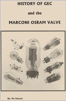 History of GEC and the Marconi Osram Valve