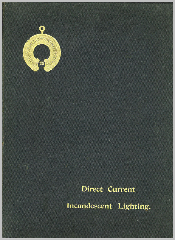 Mather Electric Co. Direct Current Incandescent Lighting